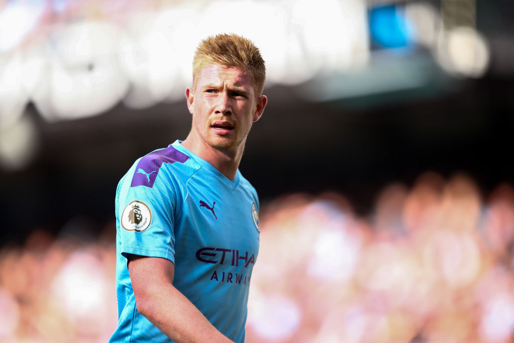 Kevin De Bruyne & Theo Walcott injury updates after Everton 1 – Man City 3