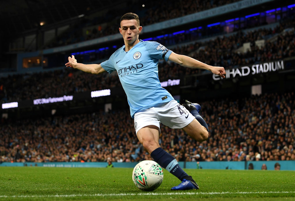 Pep Guardiola: Phil Foden 'the only player that can't be sold under any circumstances'/Will replace David Silva