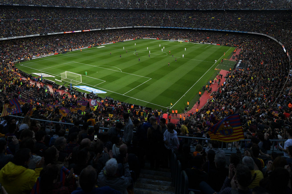 El Clásico under threat as La Liga ask for Bernabeu switch