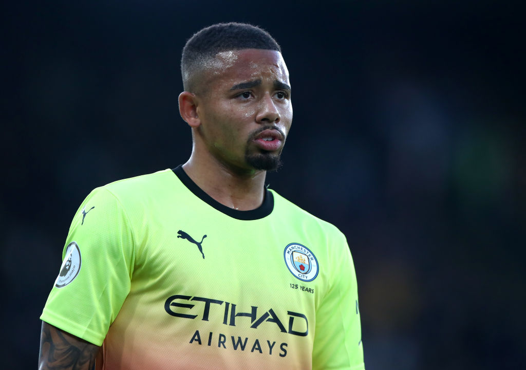 Gabriel Jesus on reaching 50 goals for Manchester City