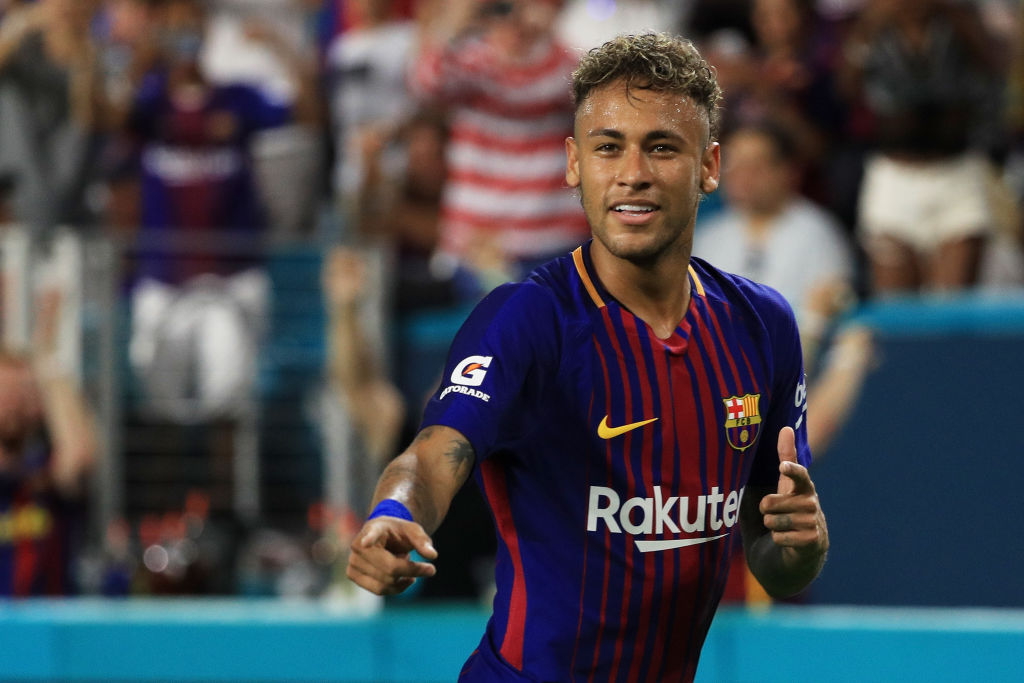 Neymar opens up on missing out on Barcelona return: 'When you're not happy, you try to change'
