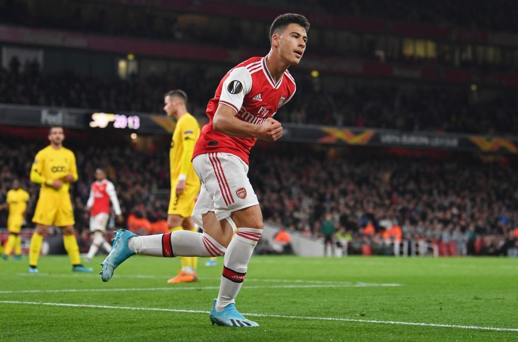 Liverpool boss Klopp heaps praise on Arsenal's 'unbelievable' Gabriel Martinelli