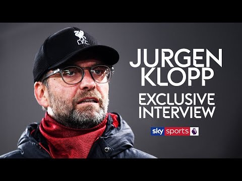 JURGEN KLOPP EXCLUSIVE LIVE INTERVIEW! | Liverpool boss previews crucial clash with Man City!