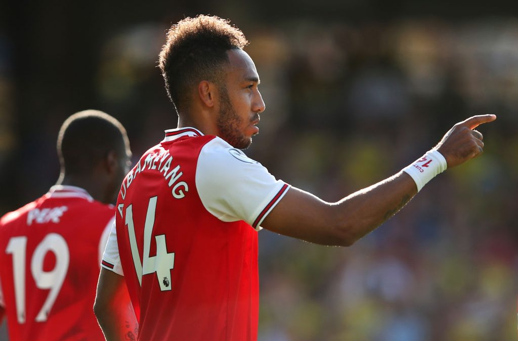Barcelona 'very interested' in Arsenal's Pierre-Emerick Aubameyang – El Chiringuito