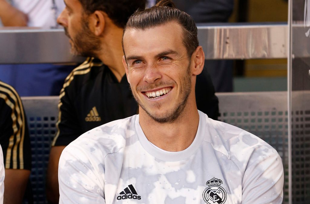 Real Madrid's Gareth Bale admits to being more excited playing for Wales