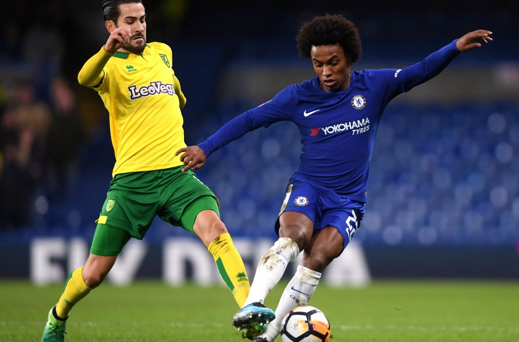 Willian remains in Chelsea contract talks despite Barcelona interest – Goal
