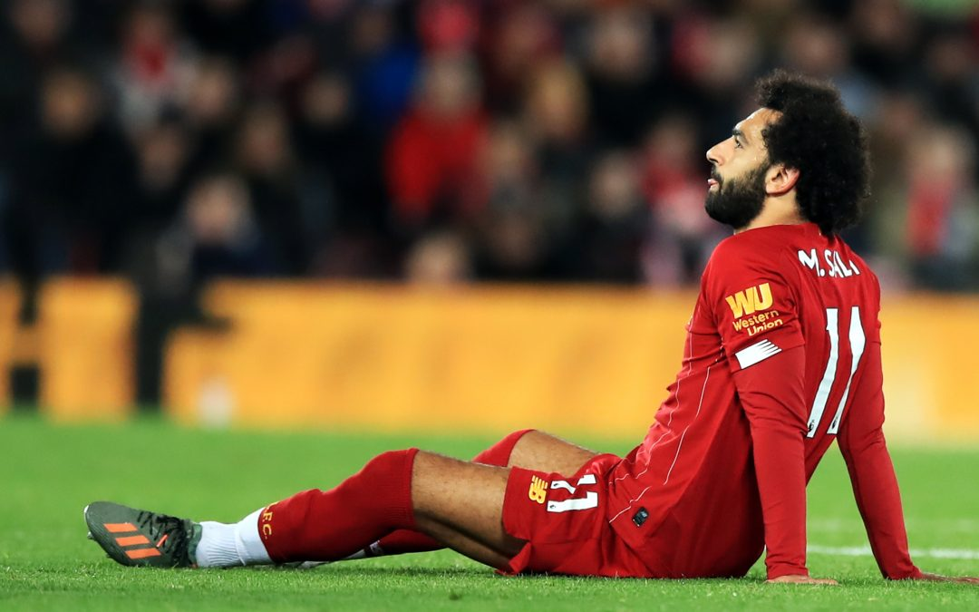 Mohamed Salah & Andy Robertson set to miss Crystal Palace – Sky Sports