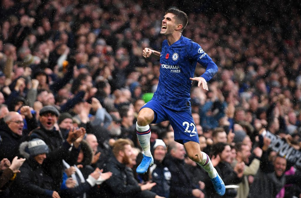 Chelsea boss Frank Lampard provides updates on Pulisic & Hudson-Odoi ahead of Man City