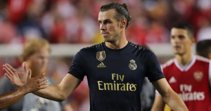 Bale only has one club in mind if he makes Premier League return