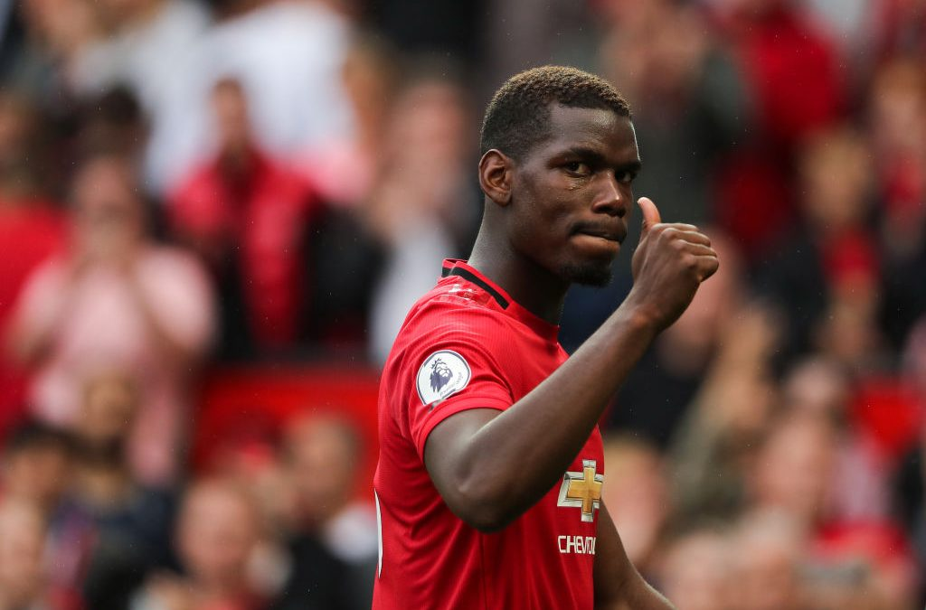 Paul Pogba will not be allowed to leave Manchester United in January – The Athletic