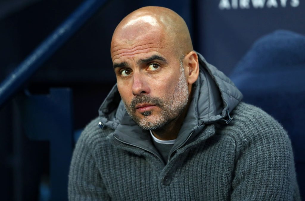Pep Guardiola denies Man City contract clause rumours