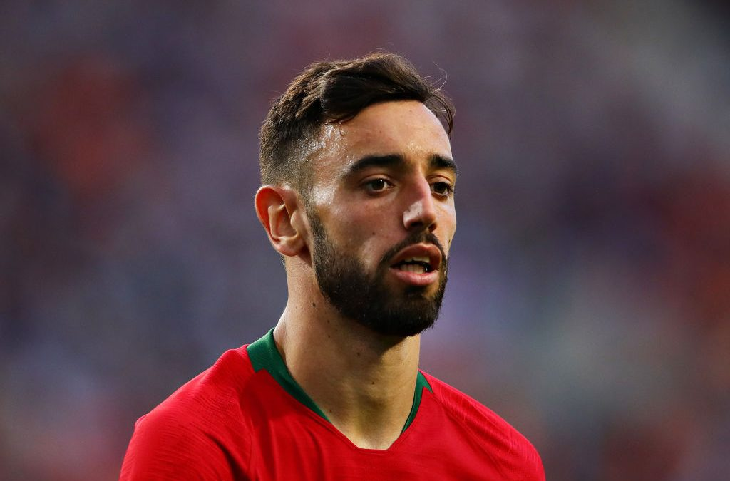 Sporting chiefs in England for talks with Manchester United over Bruno Fernandes move – Record